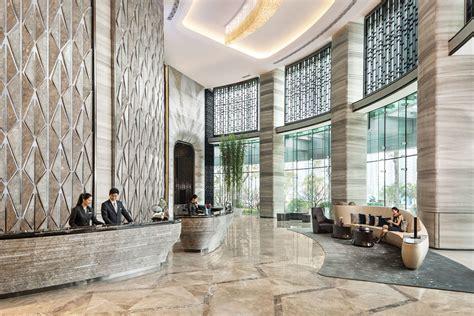 jw marriott opens  hotel  shenzhen china latte