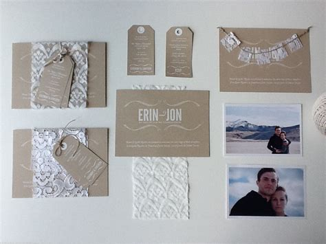 my homemade recycled diy lace luggage tag wedding