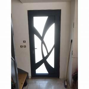 fixation porte d entree d coration de la maison pose de With fixation porte d entree