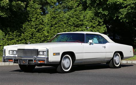 1976 Cadillac Eldorado With Only 60 Miles