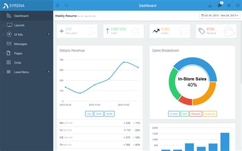 bootstrap dashboard template bootstrap template category page 4 efoza