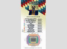 Precios de los boletos América vs Tigres * Club América