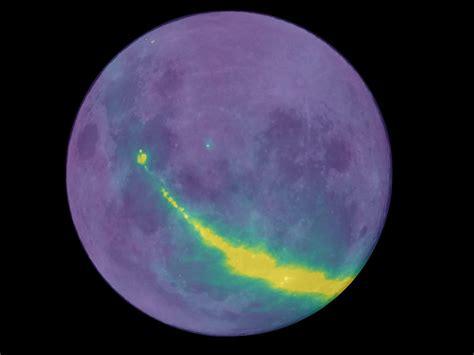 Moon Helps Reveal Secrets The Universe Icrar