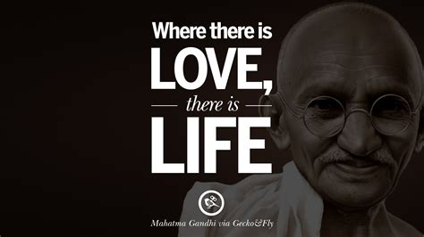 gandhi mahatma quotes peace protest there frases liberties civil geckoandfly