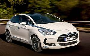Citroen DS5 Hybrid4 Is 'Best ECO Car' At Scottish Car Of