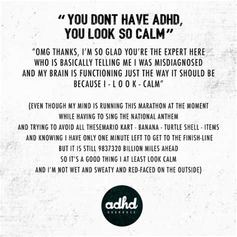 Adhd Quotes Tumblr