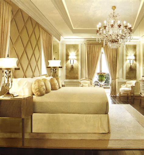 Elegant Bedroom Chandeliers That Set The Mood Interior Vogue
