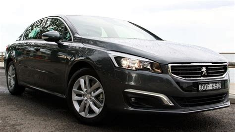 peugeot big cars peugeot 508 active 2016 review carsguide