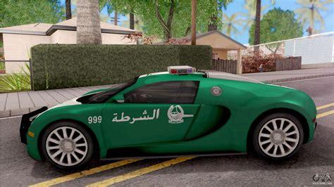 Bugatti Veyron High Speed by Bugatti Veyron Dubai High Speed For Gta San Andreas