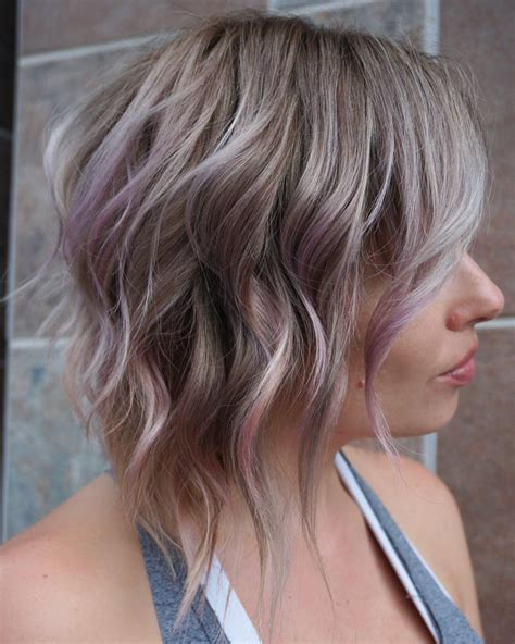 balayage hair styles  medium length hair