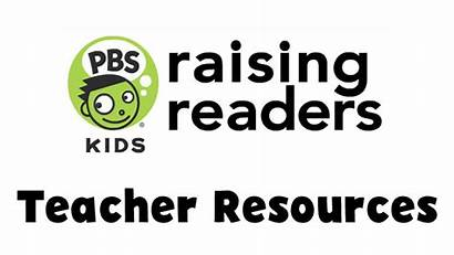 Raising Readers Pbs Resources Teacher