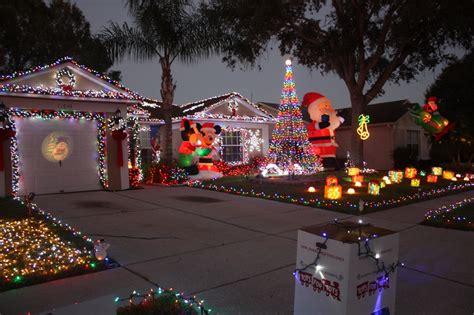 where christmas lights come alive ta fl dec 6 2015