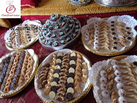cuisine de gateau gateau marocain oumzineb org