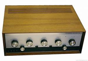 Leak Stereo 30 Plus Stereo Integrated Transistor Amplifier