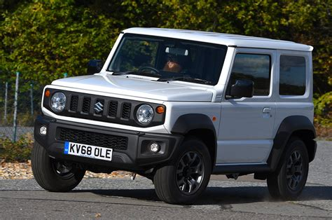 Review Suzuki Jimny by Suzuki Jimny Review 2019 What Car