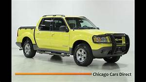 Chicago Cars Direct Presents This 2002 Ford Explorer Sport