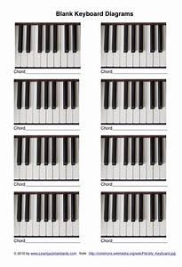 Blank Piano Chord Chart Pdf - Blank guitar ukulele and ...