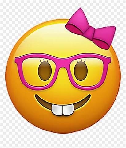Emoji Emojis Nerd Sticker Clipart Stickers Transparent