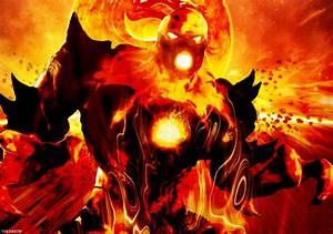 Akuma vs Blaze - Battles - Comic Vine