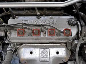 1998-2002 Honda Accord Distributor Cap Replacement
