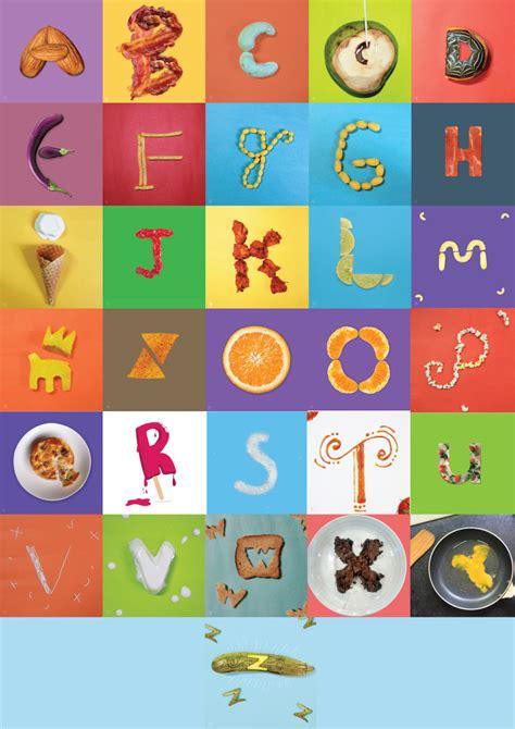 recherche emploi cuisine ediblets l 39 alphabet culinaire fait d 39 aliments de tous les