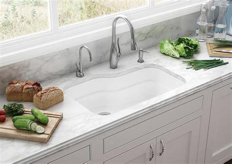 Fireclay Kitchen Sink  Dandk Organizer