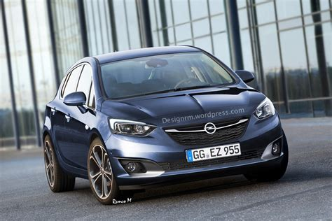 opel astra 2015 2015 opel astra k rendered yet again autoevolution