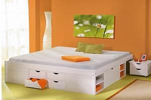 Lit Combiné Double : le must le lit double combin champagne communication ~ Premium-room.com Idées de Décoration