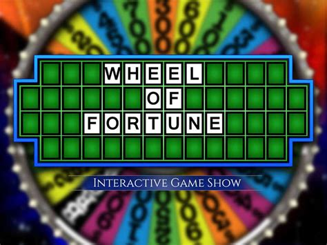 fortune wheel fun party games