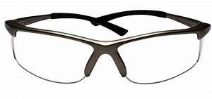Bolle Safety Glasses Contour RX Gunmetal
