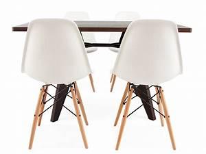 Tisch Mit Stühlen : e tisch prouv mit 4 st hlen ~ Orissabook.com Haus und Dekorationen