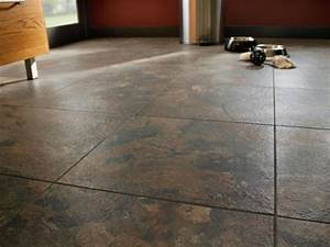 Basement flooring ideas interior design ideas by interiored for How to install stone tile flooring