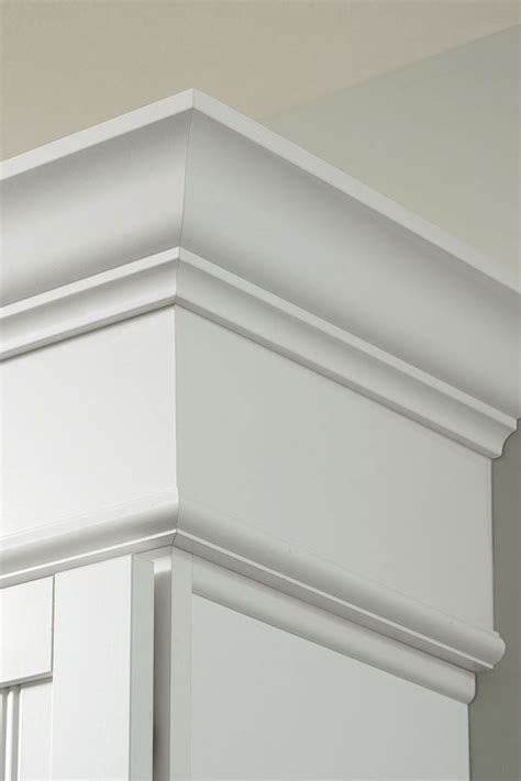 soffit filler moulding aristokraft cabinetry kitchen