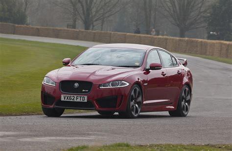 jaguar xfr  top speed