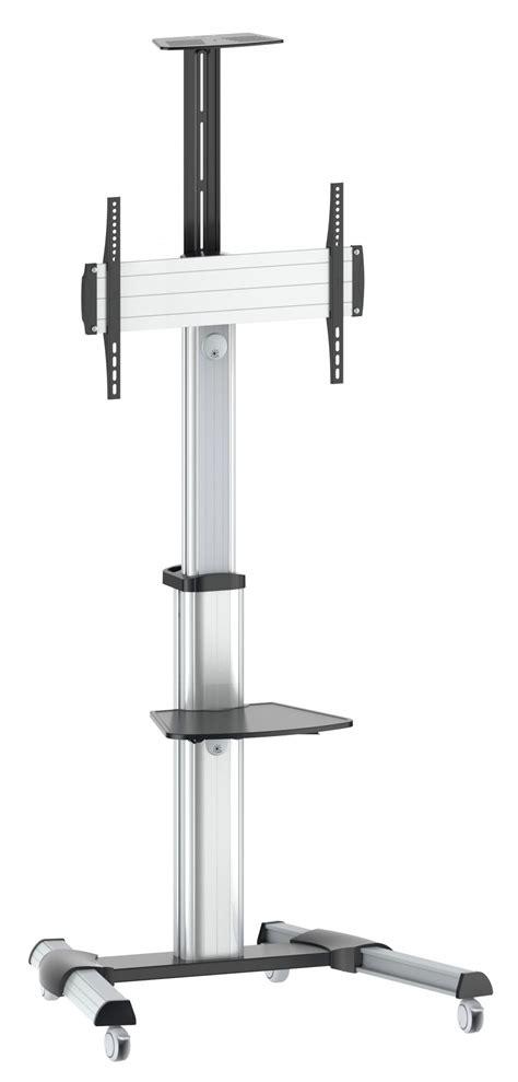 Mit Rollen Höhenverstellbar by Standfuss Neigbar Tv St 228 Nder Drehbar Mit Rollen