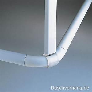 Duschstange L Form : deckenabh nger universal alu u form duschstange duschvorhangstange ~ Orissabook.com Haus und Dekorationen
