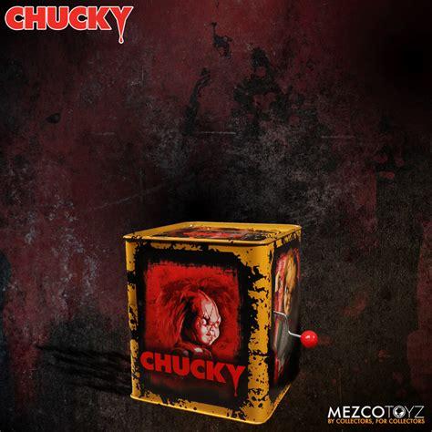 burst  box scarred chucky mezco toyz