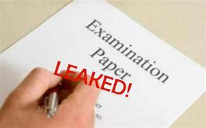 Cbse Boards Paper Leak Cases  How  Where And By Whom
