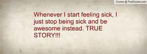 Feeling Sick Qu... Feeling Love Sick Quotes