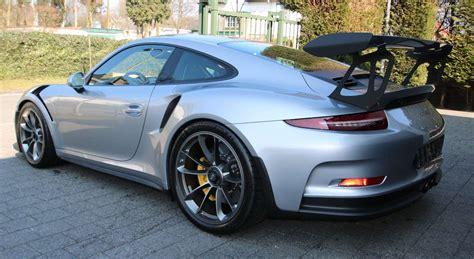 Porsche 991 Gt3 Rs Silver