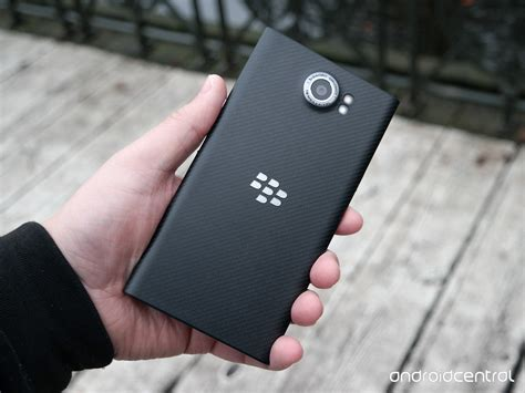 blackberry priv   opinion android central