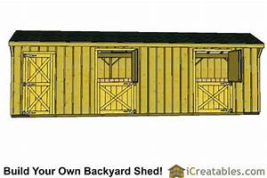 How To Build A Run In Shed Hidden Springs In Nonesuch