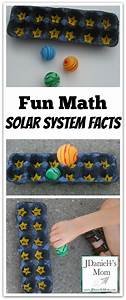 Math Fun: Practice Math Fact with a Hands on Solar System ...