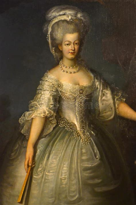 Marie-Antoinette, Queen Of France Editorial Photo - Image ...