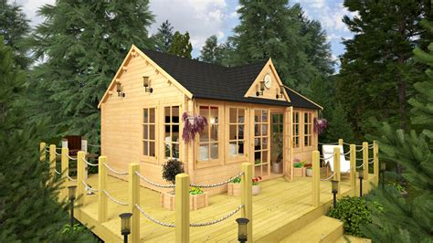 Sheds Turned Into Homes by They Were Sick Of Paying Their Mortgage They Went To