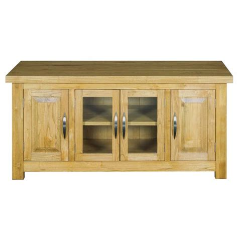 entertainment cabinet with doors hshire tv cabinet 4 doors solid wood