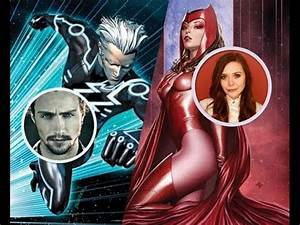 Quicksilver & Scarlet Witch Teaser in Captain America: The ...