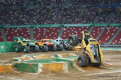 Monster Jam Trucks Turbo Mud Converting Tag