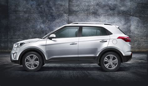 Small Suv by New Hyundai Creta Small Suv Makes Official Debut Carscoops