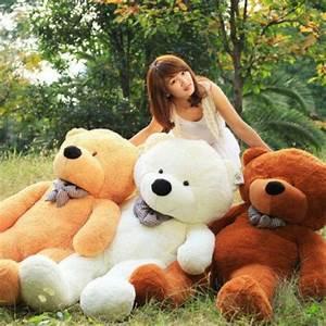200 Cm Teddy : best new arrival 200 cm giant teddy bear stuffed toy soft plush toy valentine 39 s gift for girls ~ Frokenaadalensverden.com Haus und Dekorationen